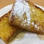 ファーストキッチン - 料理写真:フレンチトースト