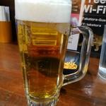 60200983 - アサヒスーパードライ生ビール中