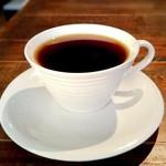 60201145 - ランチセットのホットコーヒー