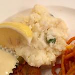 洋食の老舗 美松 - あっさりポテサラ