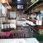 菊正食堂 - 店内1