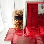 ラ ブティック ドゥ ジョエル・ロブション - ロブション氏監修のドリップコーヒー5袋入り。ロブションのクッキーも。