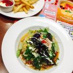 ガスト - 料理写真:2016/12/16 ディナーで利用。 糖質0サラダ麺(701円)