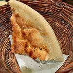ピッツェリア ラポルタ - ランチのパン