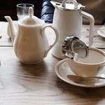 グレイズ - 紅茶