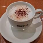 ドトールコーヒーショップ - カプチーノ260円