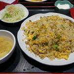 60206096 - 高菜チャーハン