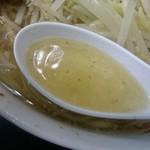 潮中華 KAZE - 透き通ったスープ