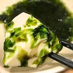 日本酒原価酒蔵 - これは旨い! 湯豆腐より旨味が出てて最高!