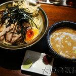 壱八家 - 濃厚魚介トンコツ 武士つけ麺(¥780)