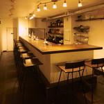 低糖質食専門店 ローカーボキッチン 然 - 夜は低糖質Barとしてもご利用いただけます。