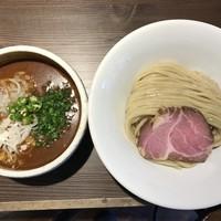 つけ麺一燈 - サバカレーつけ麺