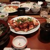 鳥海 - 料理写真:ネギトロ丼とおろし唐揚げ定食