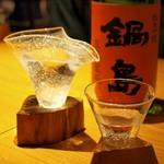"""霞町三○一ノ一 - """"鍋島 純米吟醸"""""""