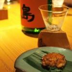 """霞町三○一ノ一 - """"焼:白子醤油焼・春菊浸し"""""""