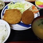 柳屋 - チーズハムカツ&コロッケ