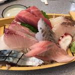 伊勢屋 - 料理写真:刺身定食