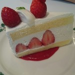六花亭 - 札幌本店オリジナル ショートケーキ