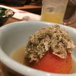鶏だしおでん さもん - トマト300円