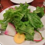 OSTERIA il FUOCO - グリーンサラダ
