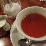 OSTERIA il FUOCO - 紅茶