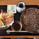 花見月 - 1日限定10食のトクトク天ぷらランチ
