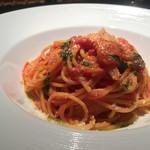 Wine Bar&Dining ペトロス - スパゲッティーニポモドーロ