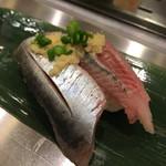 魚がし日本一 - イワシ:注文する人少ないからラッキー