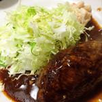 キッチンまつむら - ハンバーグ定食680円