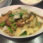 中国料理 伊部 - 美味しかった!