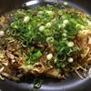 三八 松浦 - 料理写真:海鮮そばシングルキャベツ大盛り800円。女性2人で半分にしてちょうどいい。これは半分の状態の写真。