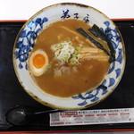 60225241 - 魚介しぼり醤油ラーメン