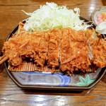 とんかつ三太 - 彩の国黒豚ロース