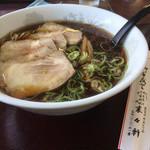 60228587 - チャーシュー麺 醤油味