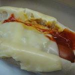 ホットドッグ ハグ - チーズドッグ(360円)