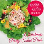 サラダデリ MARGO - 【2016年12月22日~25日限定販売】クリスマス限定パーティサラダパック