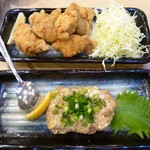 Mekikinoginji - 唐揚とナメロウ