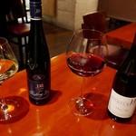 ボンヌプラス - ドイツのリースリングワインとニュージーランドのホームクリークピノ・ノワール