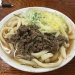 60231682 - 肉うどん(650円)