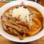 丸幸 - チャーシュー麺!