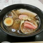 みなと屋 - カニ香味ラーメン1,000円