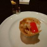 Kokyuu - 河豚と野菜のXOソース炒め