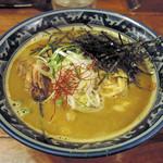 佐市 - 牡蠣・拉麺