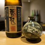 べにくらげ - 日本酒 香取80