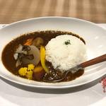 彩花亭 - 三州豚と地元野菜のカレー