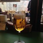 ラ・ベファーナ - セットの生ビール