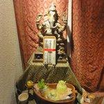 ガネー舎 - ガネーシャ神