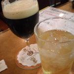 キリンケラーヤマト - キリンケラー黒生ビールと富士山麓ハイボールで乾杯♪
