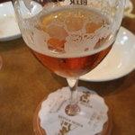 キリンケラーヤマト - キリンケラーブレンドビールも美味しかった♪