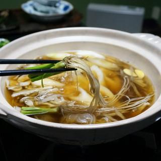 料亭 稲穂 - 料理写真:きりたんぽ鍋
